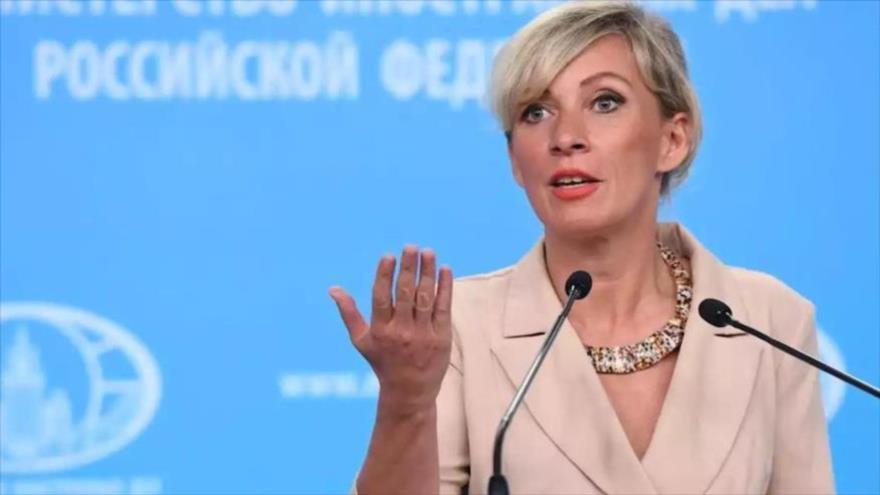 Rusia posee evidencias de injerencia de EEUU en sus elecciones   HISPANTV