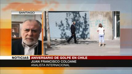 Coloane: Marchas en Chile se deben a continuación de la dictadura