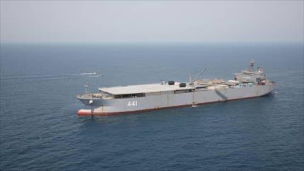 Parlamento iraní felicita regreso de flota naval persa del Atlántico