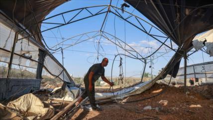 HAMAS: Ataques israelíes no quebrarán voluntad de los palestinos