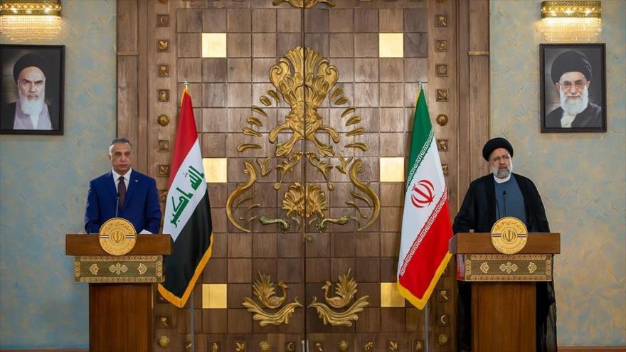 'Irán e Irak, decididos a fortalecer lazos pese a complots enemigos' | HISPANTV