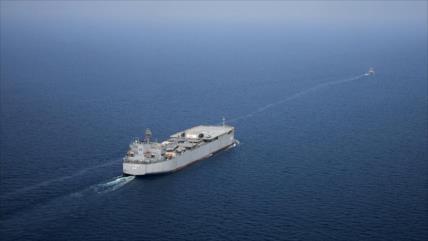 Canciller iraní felicita regreso de flota naval persa del Atlántico