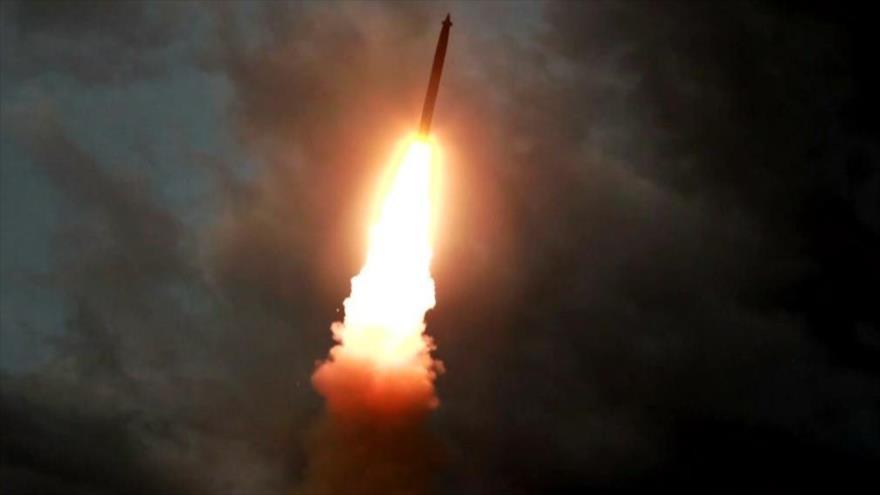 Corea del Norte lanza un misil de crucero de largo alcance   HISPANTV