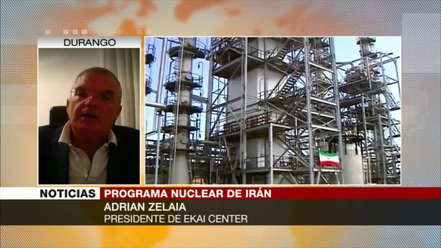 Zelaia: Irán tiene capacidad para negociación técnica con AIEA