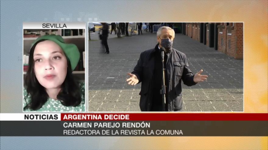 Parejo Rendón: Polarización política influye en comicios argentinos