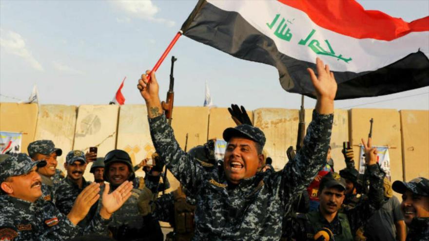 Soldados iraquíes en la ciudad de Mosul, norte de Irak. (Foto: Reuters)