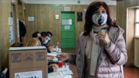 Victoria atípica de oposición argentina en elecciones primarias
