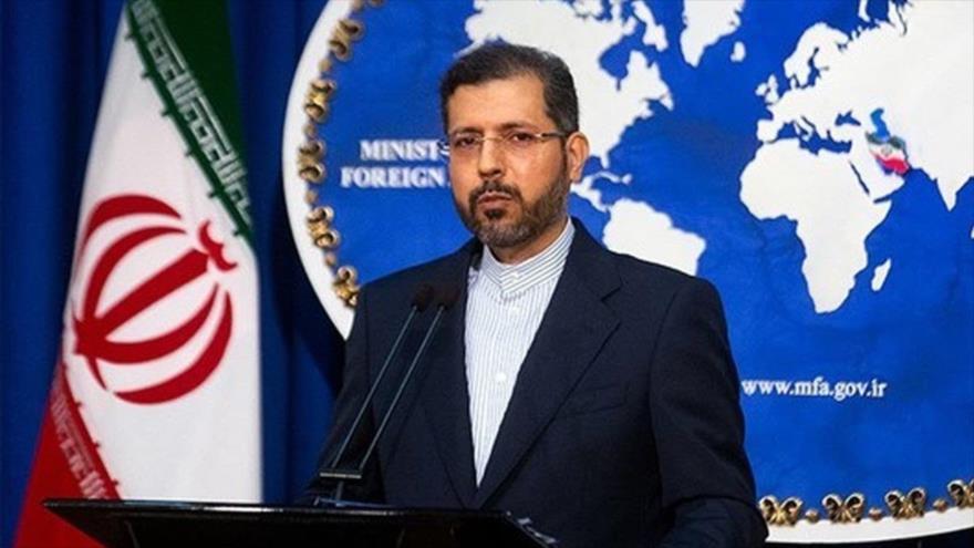 Portavoz de la Cancillería de Irán, Said Jatibzade.