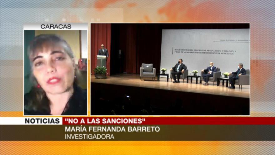 ¿Cómo van los diálogos intervenezolanos?; analiza María Barreto
