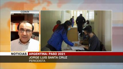 'Gobierno argentino vive momentos complicados por crisis económica'