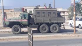 Tras 10 años, Ejército sirio entra en la localidad de Al-Yadudah