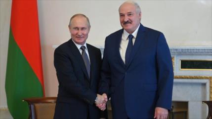Bielorrusia busca comprar armas rusas por más de $1000 millones