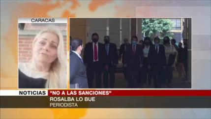 Lo Bue: Sabotajes extranjeros amenazan diálogos intervenezolanos