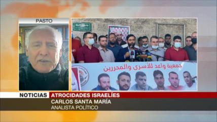 """""""La ONU tiene que defender en práctica los DD.HH. de palestinos"""""""