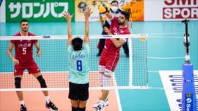 Irán logra segunda victoria en el Campeonato Asiático de Voleibol