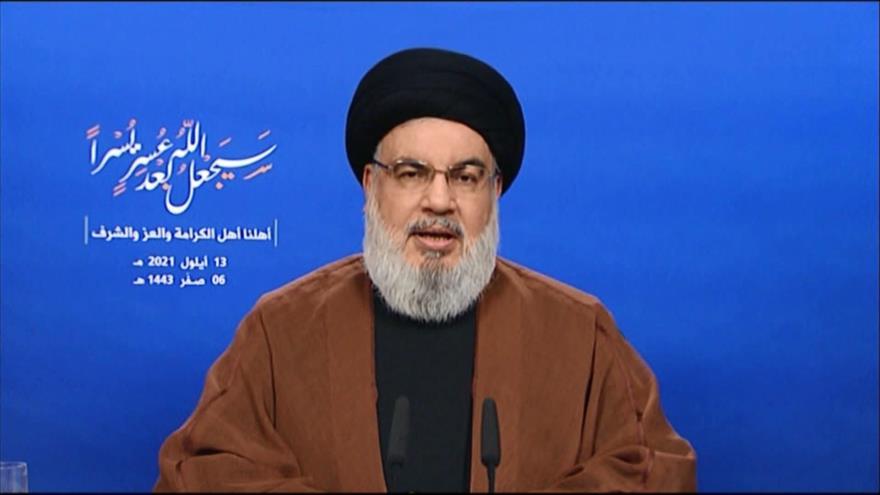 Hezbolá: Primer barco con combustible iraní llegará el jueves a El Líbano