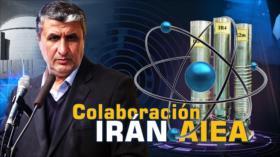 Detrás de la Razón: Irán - AIEA, constructivos diálogos