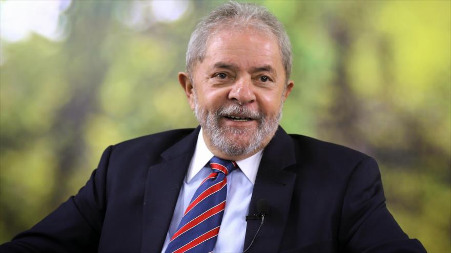 El expresidente de Brasil Luis Inácio Lula da Silva