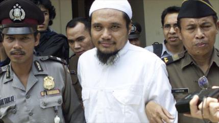 El principal líder del grupo Al-Qaeda en Indonesia es arrestado