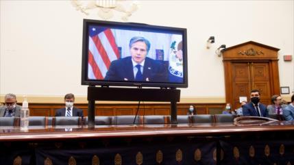 Blinken justifica la derrota de Estados Unidos en Afganistán
