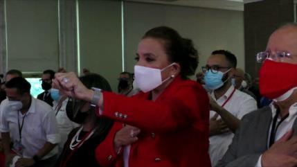 En Honduras, los candidatos presidenciales presentan sus planes