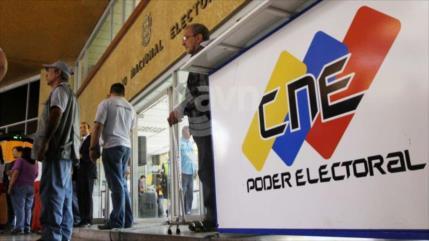 El CNE venezolano abre proceso de modificaciones de candidatos