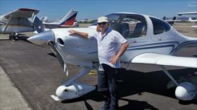 Muere testigo de corrupción de Netanyahu al estrellarse su avión