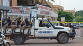 Grupo armado mata a seis militares en Burkina Faso