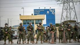 Guerra entre cárteles: Atacan con drones una cárcel en Ecuador