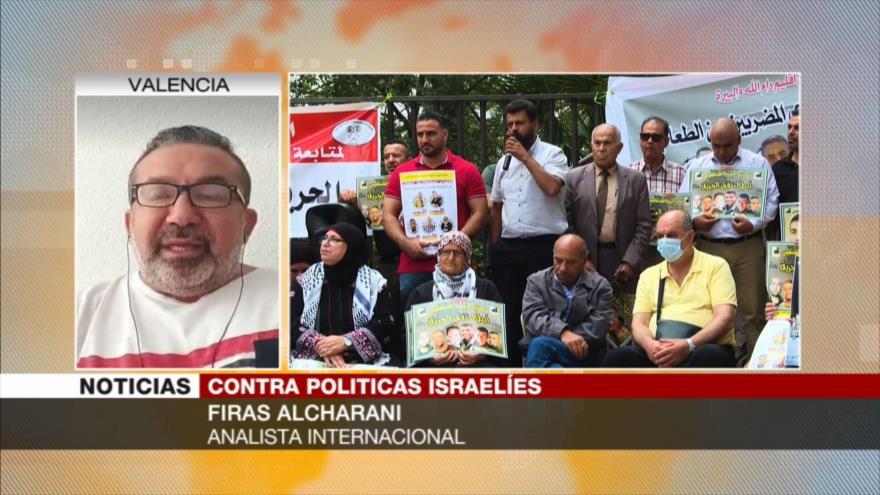 'Presos palestinos fugados, un símbolo para el mundo libre'