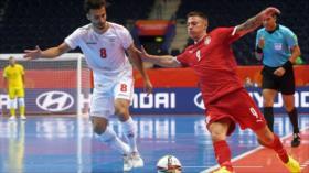 Irán arranca el Mundial de Fútsal 2021 en lo alto; gana a Serbia