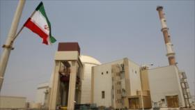 Irán busca octuplicar producción de electricidad nuclear en Bushehr