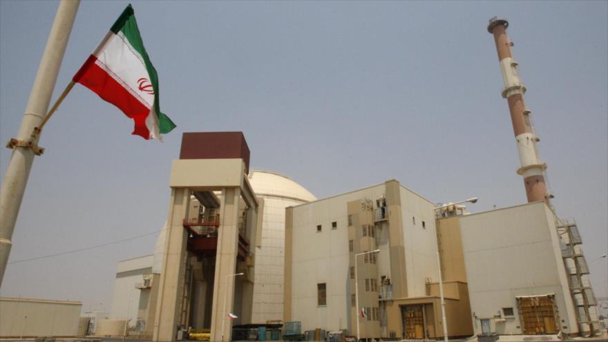 Reactor de la planta de energía nuclear de Bushehr en el sur de Irán.