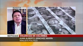 """Sánchez Marín: Crímenes, """"parte constitutiva"""" del Gobierno de Duque"""