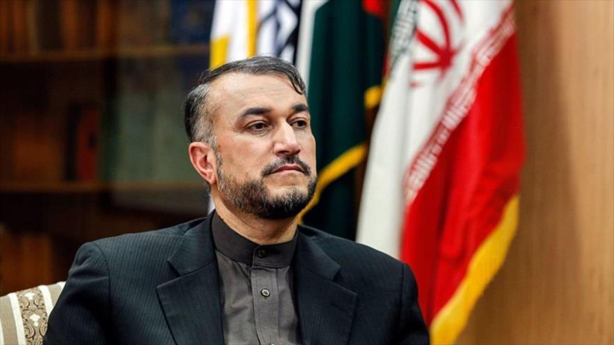 El ministro de Asuntos Exteriores iraní, Hosein Amir Abdolahian.