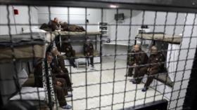 Represión israelí a tope: 1400 reos palestinos entran en huelga