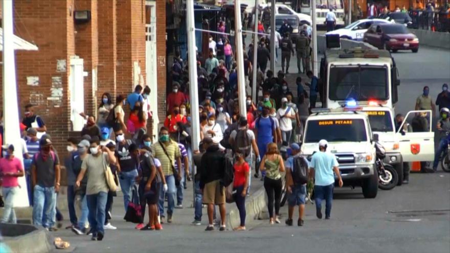 Venezuela vuelve a denunciar el bloqueo económico de EEUU