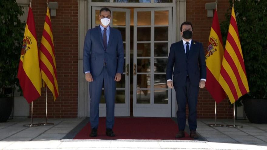 Gobierno español y la Generalitat retomarán la mesa de diálogo