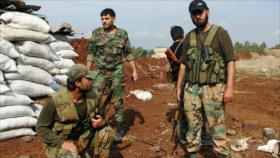 Siria está a punto de tomar control total de provincia de Daraa