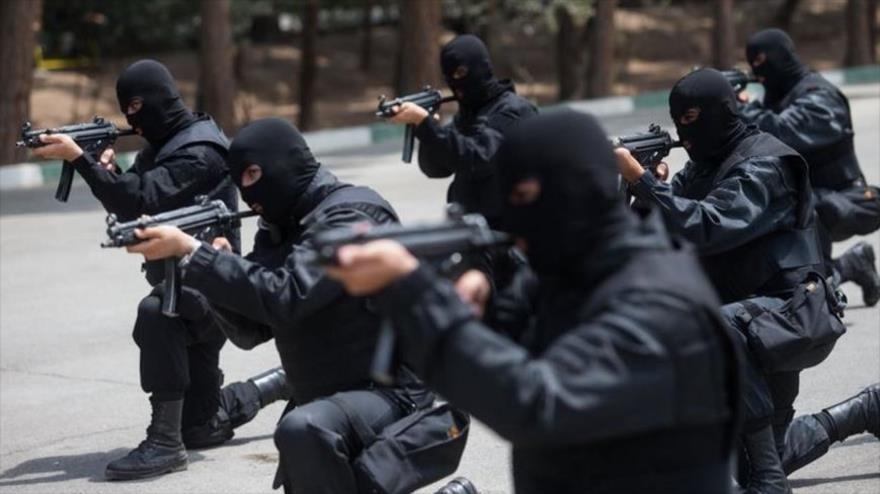 Irán desmantela a un equipo terrorista afiliado a extranjeros | HISPANTV