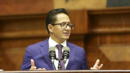 La Asamblea Nacional de Ecuador destituye al Defensor del Pueblo