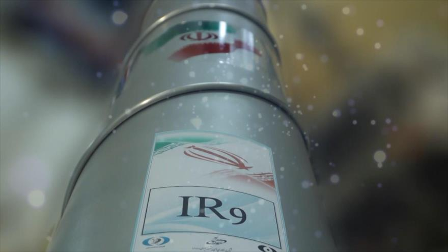 Energía Atómica de Irán: Centrifugadora IR-9