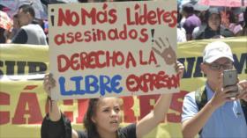 ONU: Unos 52 defensores de DDHH asesinados en Colombia en 2021