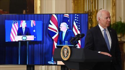 """""""Acuerdo de EEUU y sus aliados muestra mentalidad de guerra fría"""""""
