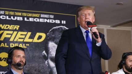 Trump predice que EEUU dejará de existir en tres años