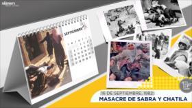 Esta semana en la historia: Masacre de Sabra y Chatila