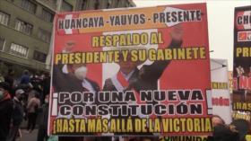 Perú Libre persigue creación de nueva Constitución Política