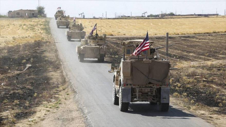 Irán urge a la salida de fuerzas foráneas para resolver la crisis siria