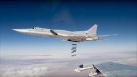 Tu-22M3 rusos destruirían flota de OTAN en Mediterráneo en 2 horas