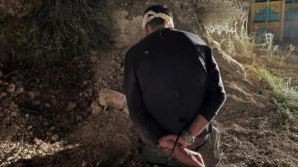 Interrogatorio feo de presos palestinos arrestados por Israel